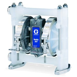 Husky 307 Plastic Pumps Air-Operated Double Diaphragm