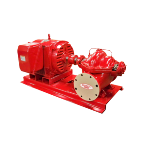 Horizontal Split Case Fire Pumps Single Stage AEF