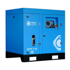 Single stage screw compressor BMF55-8