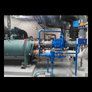 เครื่องล้างคอนเดนเซอร์อัตโนมัติ (เครื่องกำจัดตะกรัน)