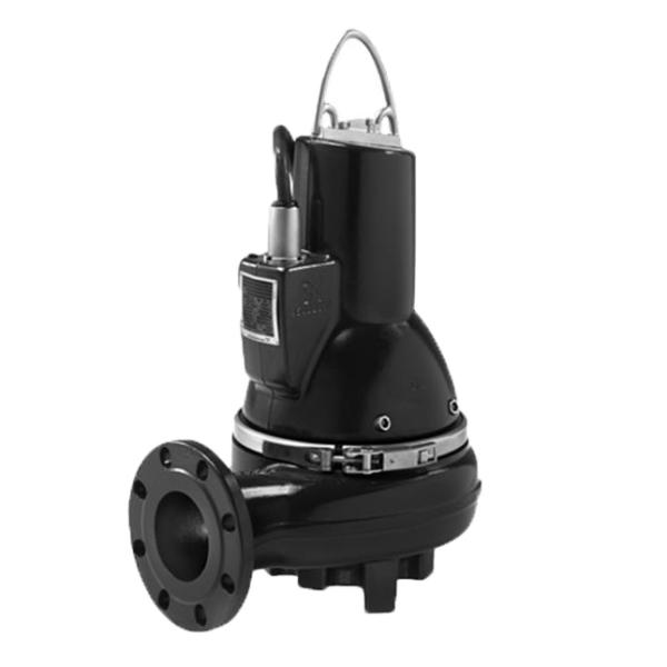 เครื่องสูบน้ำเสียชนิดใบพัดเป็นแบบ Super vortex รุ่นSLV.65.65.15.2.50B
