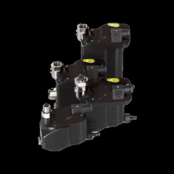 Zero-loss electronic drains HDE50X