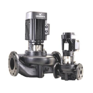 In-Line Circulator pumps รุ่นTP 65-460/2-A-F-B-BAQE 400D 50Hz IE3