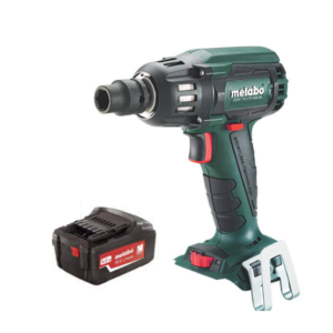 METABO : SSW 18 LTX 400 BL CORDLESS IMPACT WRENCH