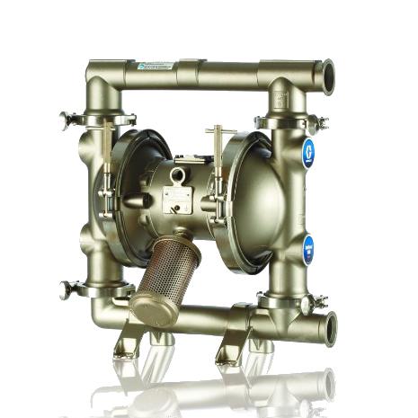 SaniForce 1590 Double Diaphragm Pump