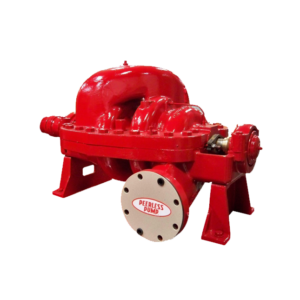 Horizontal Split Case Fire Pumps Multi Stage TUF & TUTF