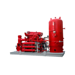 Vertical In-Line Fire Pumps PVF