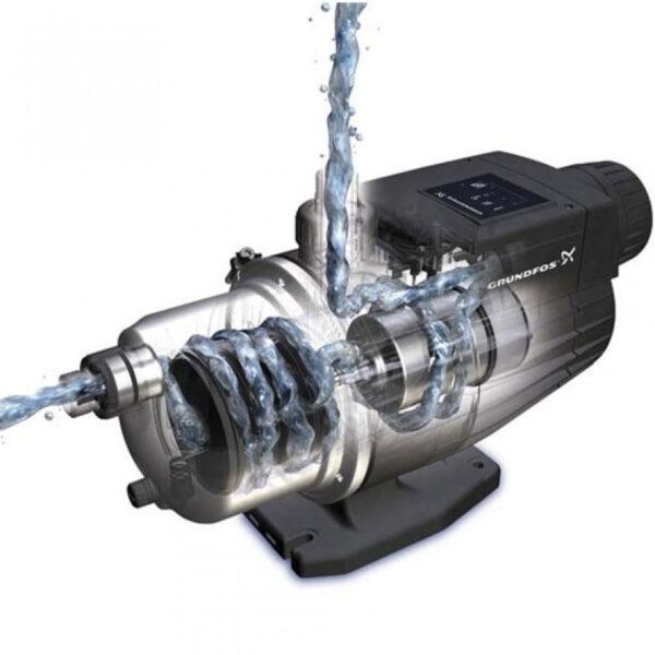 ปั๊มน้ำเพิ่มแรงดันอัตโนมัติรุ่น MQ 3-45